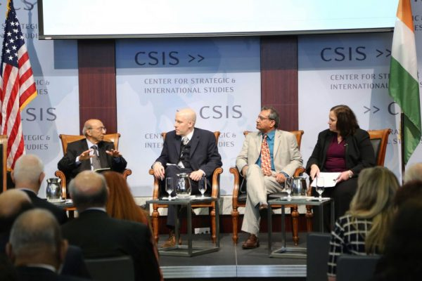 CSIS Conference Pic