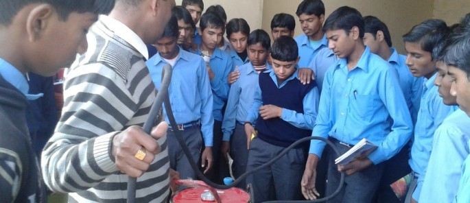 From 'Hands-on' to 'Minds-on' education